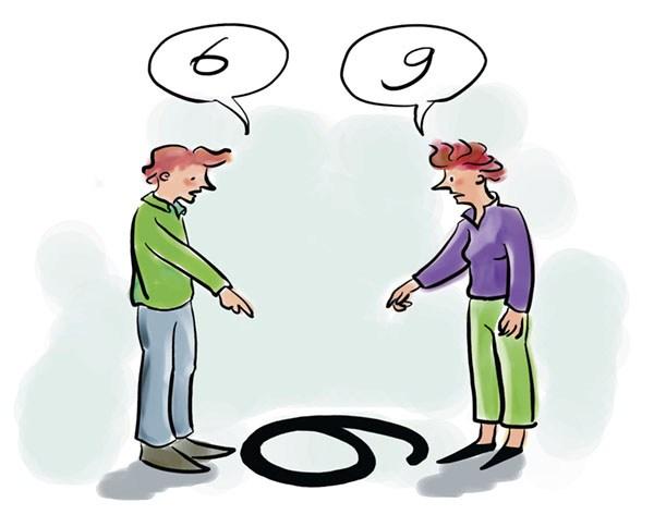 Et toi, t'es un 6 ou un 9 ?